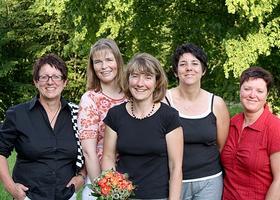 Team von Blumenzauber in Hochdorf